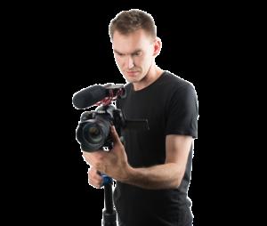 Mateusz Paszek - nagrywanie video na social media
