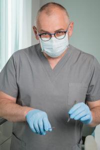 Sesja wizerunkowa - chirurg
