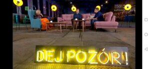 Wystąpienie w TVP Katowice - Dej Pozór