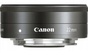Canon EF-M 22 mm f2.0 STM