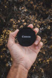 Canon aparaty i obiektywy