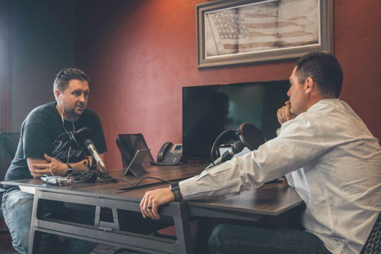 podcast - wywiad zklientem