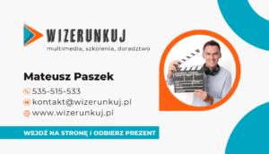 Wizerunkuj - Mateusz Paszek