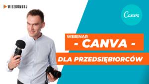Wpis Canva - projekt graficzny