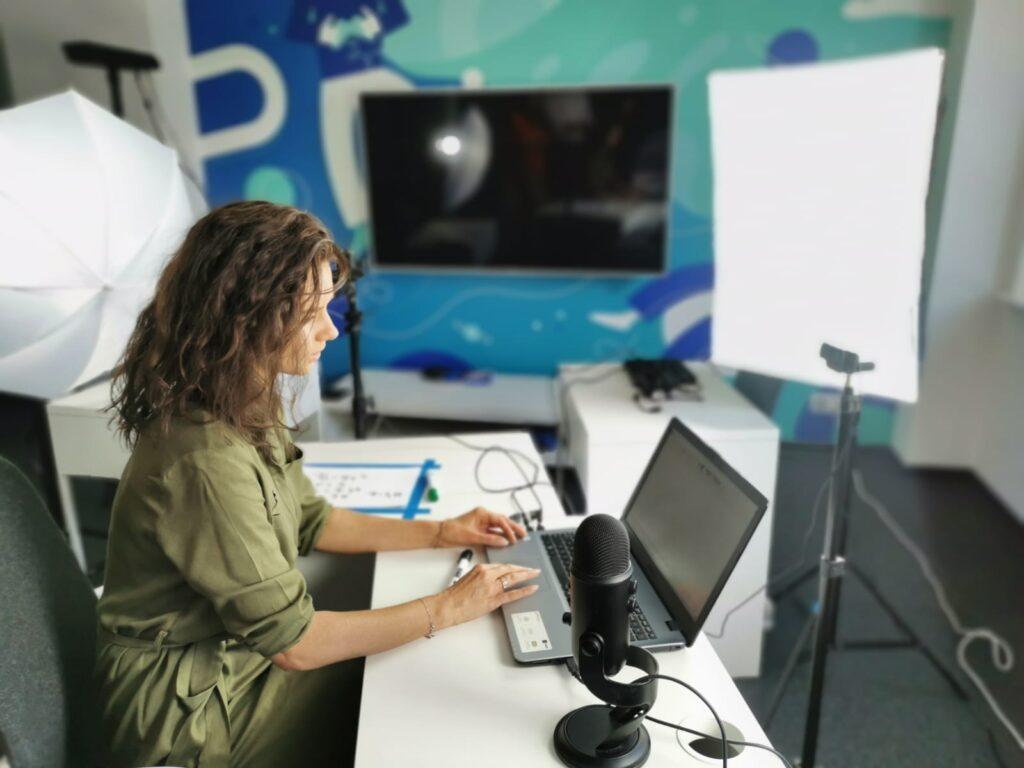 transmisje on-line warsztaty