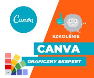 Szkolenie Canva - ekspert grafiki
