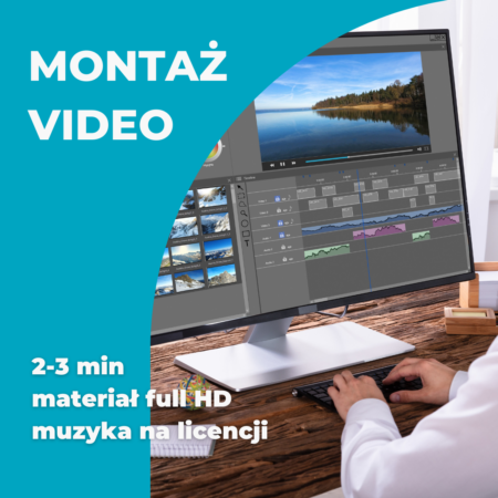 montaż video - oferta